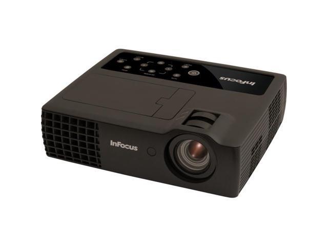 InFocus IN1118HD 3D DLP Projector - 1080p - HDTV - 16:9