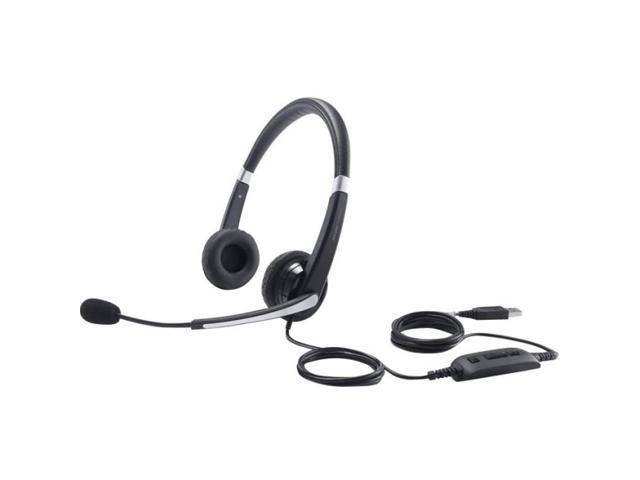 Dell Pro Stereo Headset UC300 - Lync Optimized
