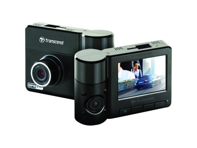 Transcend DrivePro 520 Digital Camcorder - 2.4