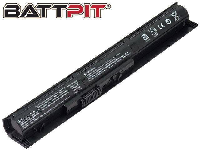 BattPit: Laptop Battery Replacement for HP Pavilion 17-f271nf 756745-001 HSTNN-LB6J TPN-Q144 VI04XL