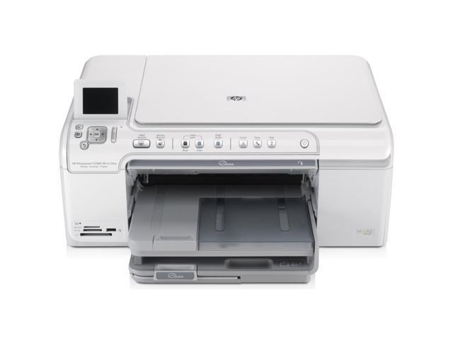 HP Photosmart C5580 Q8341A Up To 34 Ppm Black Print Speed 4800 X 1200 Dpi Color
