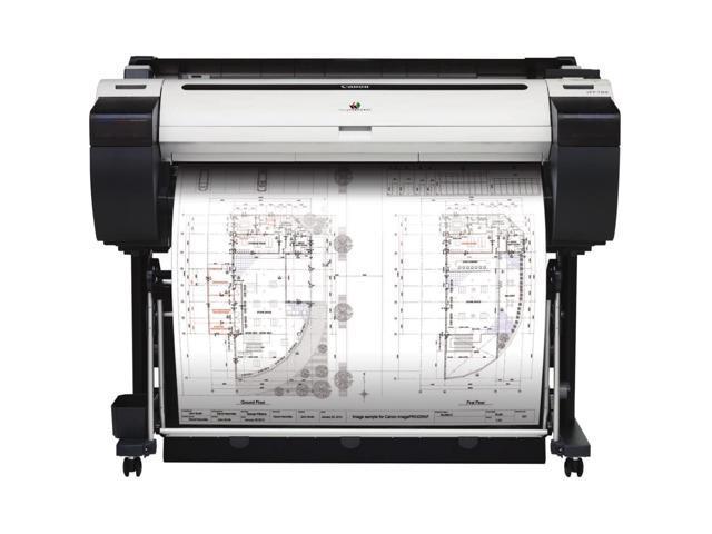 Canon imagePROGRAF iPF780 Inkjet Large Format Printer - 35.98