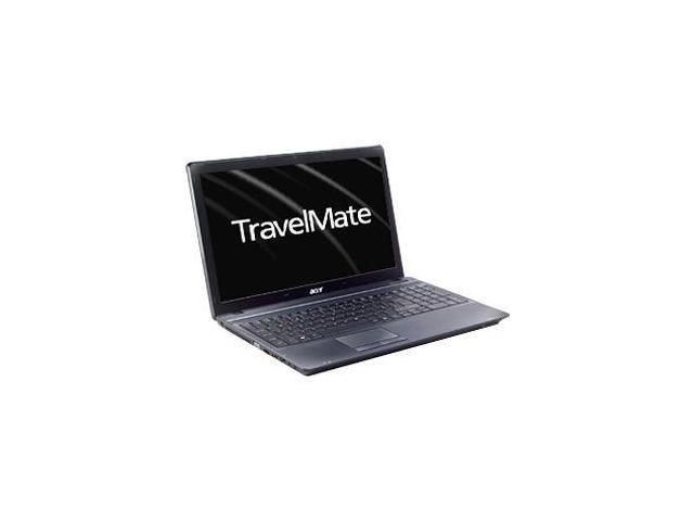 Acer Laptop TravelMate TM5760-6477 Intel Core i5 2410M (2.30 GHz) 4 GB Memory 500 GB HDD Intel HD Graphics 3000 15.6