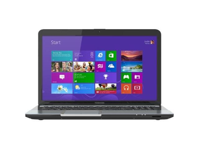 "TOSHIBA Satellite 17.3"" Notebook"