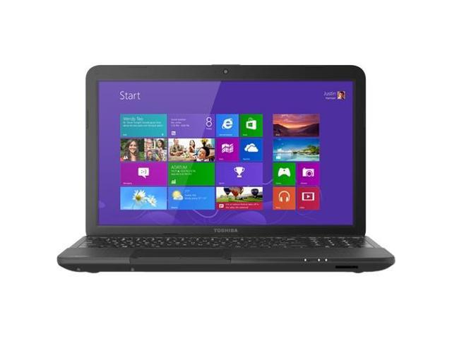 "TOSHIBA Satellite 15.6"" Notebook"