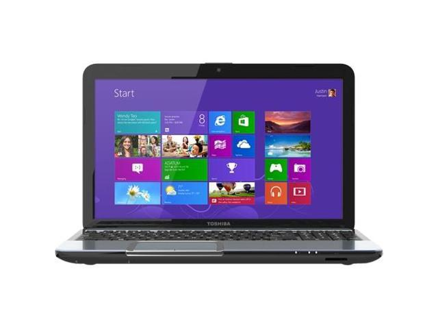"TOSHIBA Satellite 15.6"" Genuine Windows 8 Notebook"