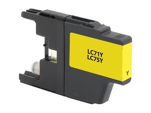 V7 Yellow Printer - Ink Cartridges - Aftermarket