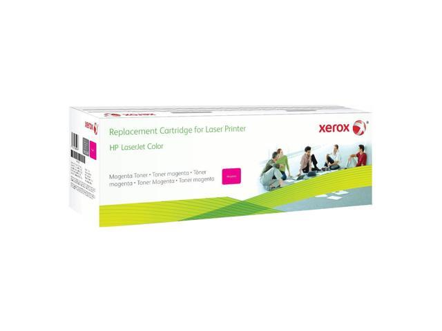 Xerox Toner Cartridge - Replacement for HP (Q6462A) - Yellow