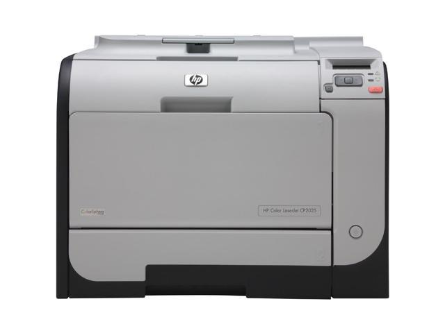 HP Color LaserJet CP2025n CB494A Printer - Newegg.com