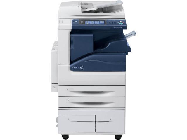Xerox WorkCentre 5300 5335 Laser Multifunction Printer - Monochrome - Plain Paper Print - Desktop