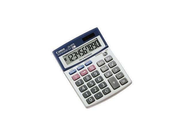 Canon LS-100TS Business Calculator