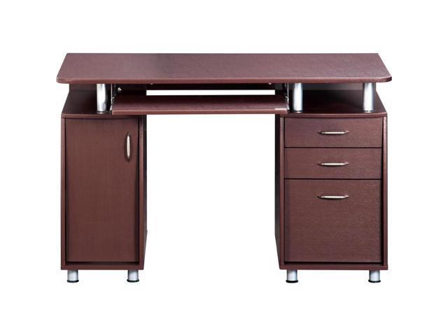 Techni Mobili Rta 4985 Ch36 Complete Computer Desk