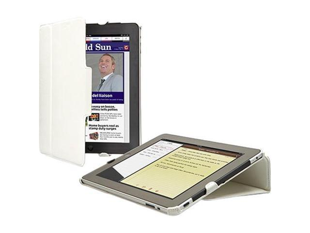 Cygnett Armour CY0301CIARM Convertible Case with Stand for iPad 2 White