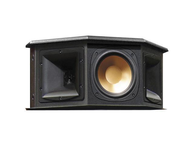 klipsch surround sound speakers. klipsch reference series rs-10 4-inch two-way surround speakers (single sound e