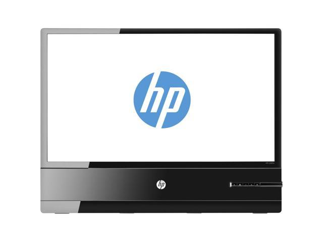 "HP Black 24"" 12ms LED Backlight LCD Monitor"