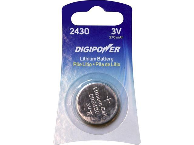 DigiPower SB2430 Lithium Battery