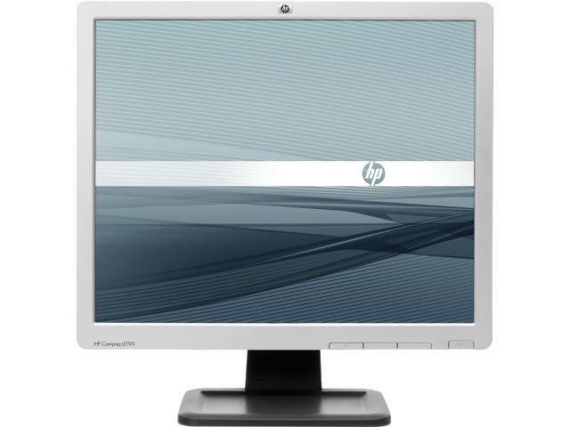 """COMPAQ Carbonite Silver 19"""" 5ms LED Backlight LCD Monitor"""
