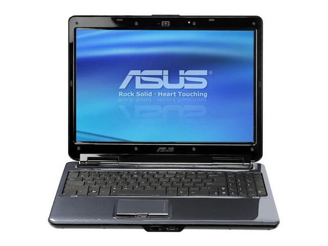 "ASUS Laptop N51 Series N51VN-A1 Intel Core 2 Duo T9600 (2.80 GHz) 4 GB Memory 320 GB HDD NVIDIA GeForce GT 240M 15.6"" Windows ..."