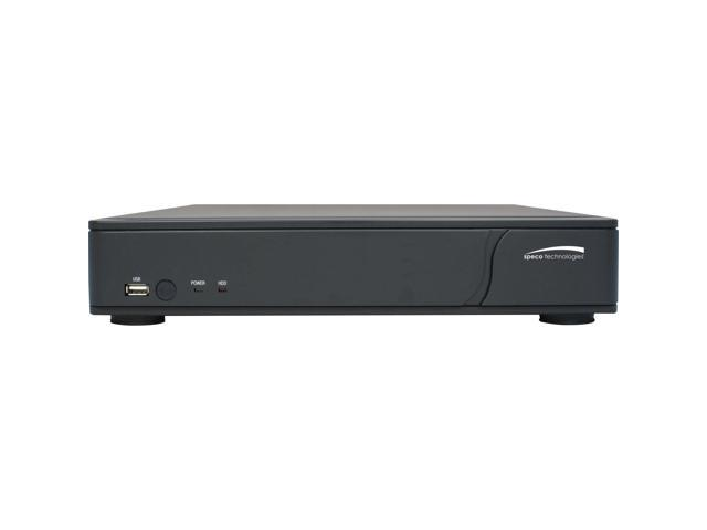 SPECO TECHNOLOGIES D4RS250 4 Channel H.264 DVR with 250GB HDD