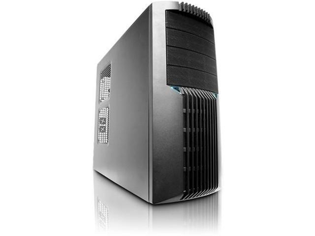 NZXT BETA EVO Classic Series CS-NT-BETA-EVO Black Steel / Plastic ATX Mid Tower Computer Case