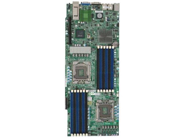 Supermicro X8DTT-HIBQF Server Motherboard - Intel 5520 Chipset - Socket B LGA-1366 - Bulk Pack