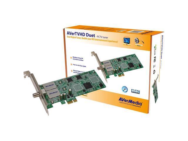 AVerMedia A188-AF AVerTVHD Duet PCTV tuner (A188)