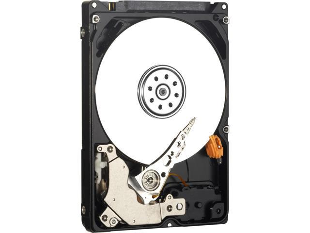 Western Digital WD AV-25 WD1600BVVT 160GB 5400 RPM 8MB Cache SATA 3.0Gb/s 2.5