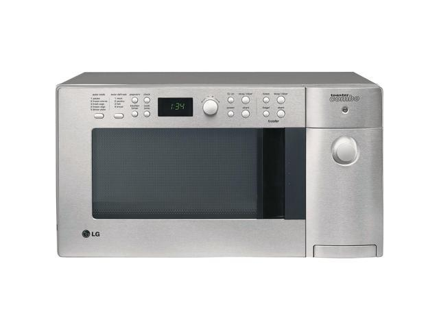 Lg 900 Watts Stainless Steel Combination Microwave Oven And Toaster Ltm9000st