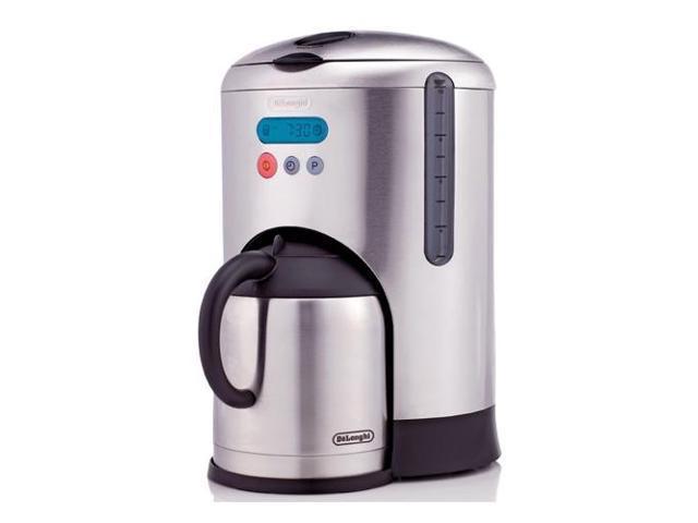 DeLonghi DCM485 Stainless steel Coffee Maker - Newegg.com