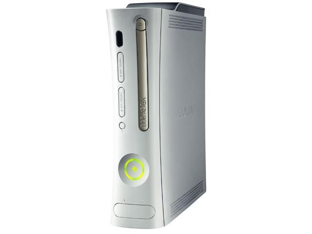 Microsoft Xbox 360 Arcade White