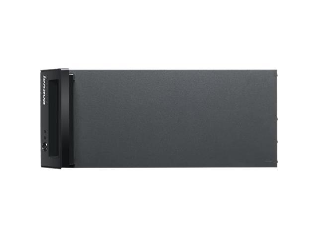 Lenovo ThinkCentre Edge 72 3484BJU Desktop Computer - Intel Core i3 i3-3220 3.3GHz - Tower - Glossy Black