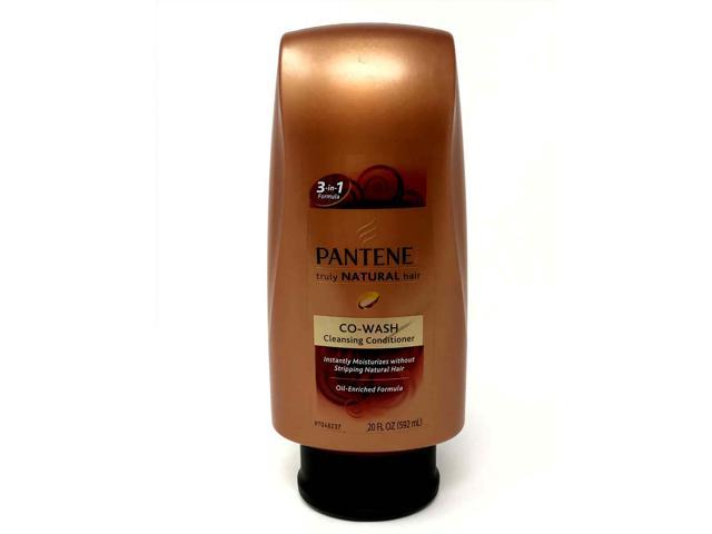 Pantene Pro V Truly Natural Hair Co Wash Cleansing Conditioner 080878177165