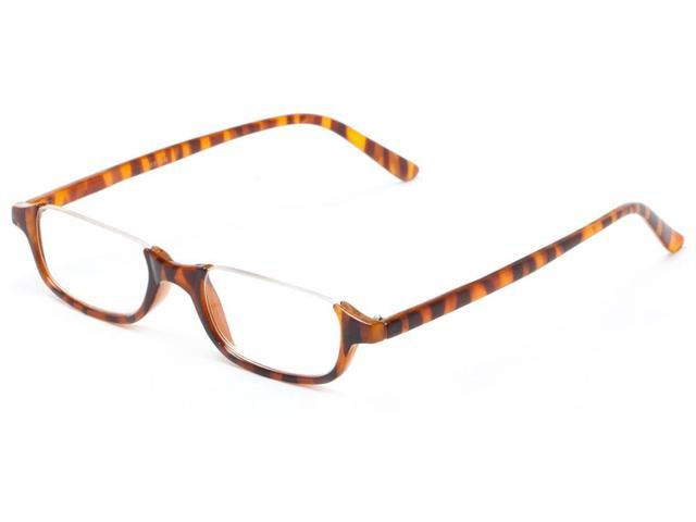 Readers.com The Albus +3.00 Brown Tortoise