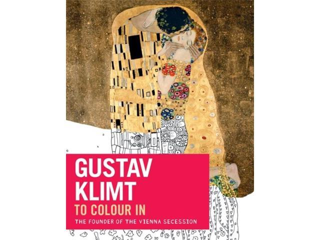 Klimt: the colouring book (Paperback)