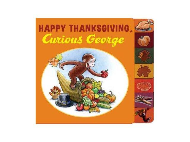 Happy Thanksgiving, Curious George (Curious George)