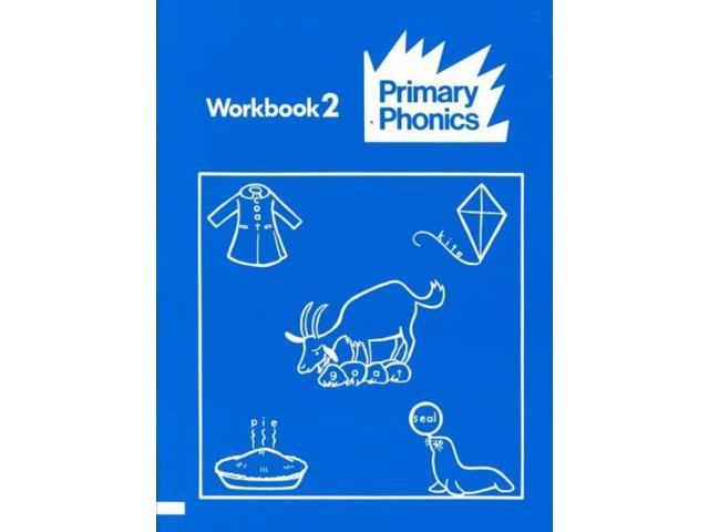 NEW Primary Phonics Workbook 1--Free Shipping!!!