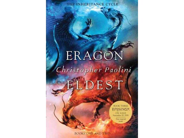 Eragon / Eldest The Inheritance Cycle Paolini, Christopher