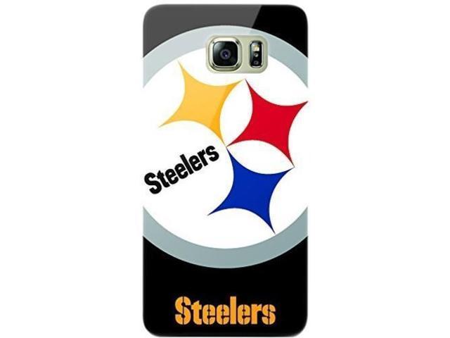 ma sports PITTSBURG STEELERS SAMSUNG GALAXY NOTE 5 NFL Oversized Logo TPU Case NFL-OVN5-STLR