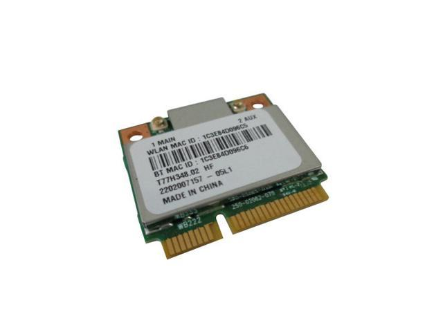 OEM Acer Laptop Wireless WIFI WLAN Card T77H348.02 HF NU.SGPSI.024