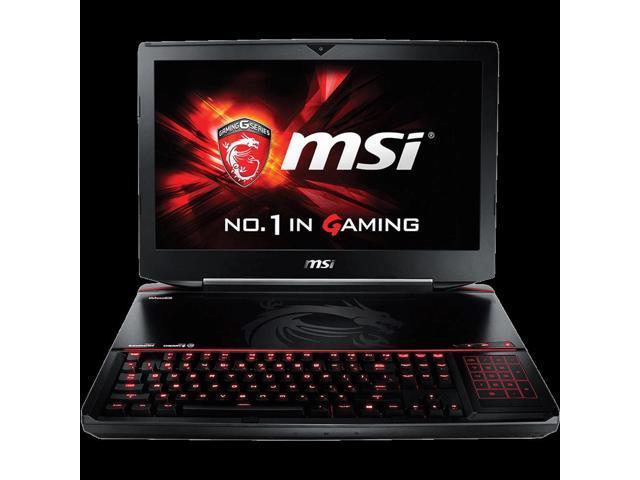 MSI GT80S 6QF-074US Titan SLI 18.4