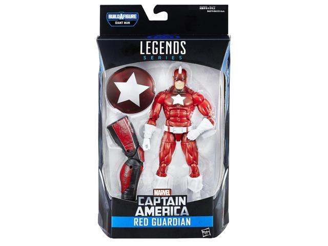 Red Guardian Marvel Legends Series Action Figure