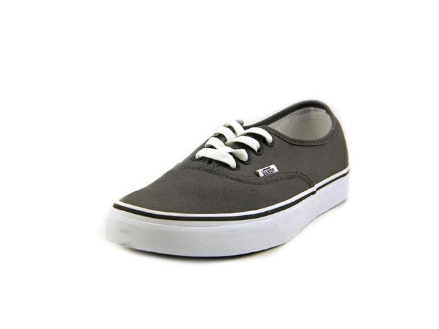 Vans Authentic  Women US 7.5 Gray Sneakers