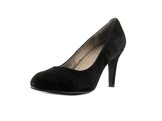 Easy Spirit Kaymile Women US 11 Black Heels