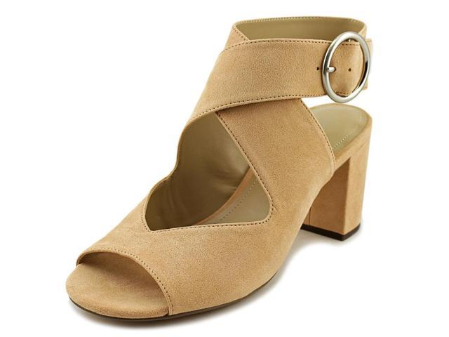 Charles By Charles D Kali Women US 8.5 Nude Sandals