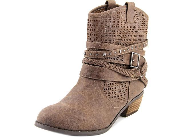 Not Rated Van De Vort  Women US 7 Brown Ankle Boot