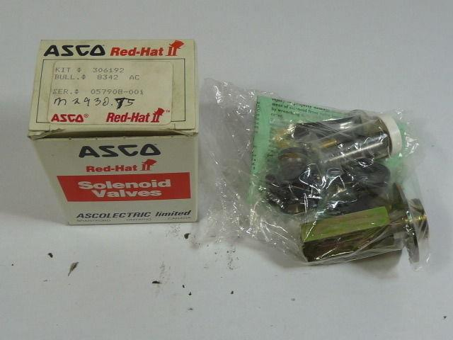 ASCO Power Technologies 06192 REBUILD KIT 842 AC