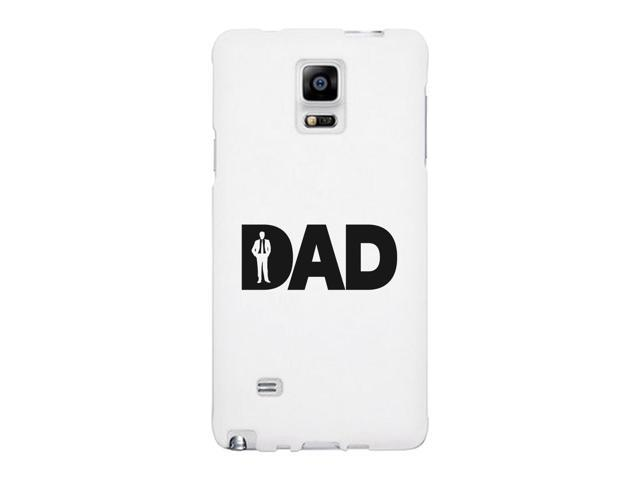 Dad Business White Galaxy Note 4 Case