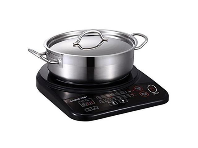 Mings Mark M1f Gw22616 Portable Induction Cooktop With