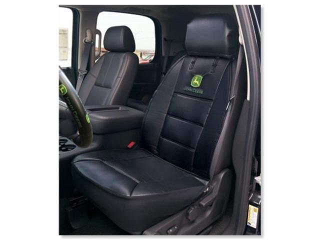 John Deere Car Seat Covers : Plasticolor p r john deere sideless car seat