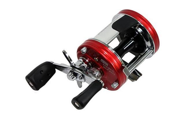 Ambassadeur 6500, Casting Reel, 5.3:1, 3 Bearings, 15 lb Max Drag, Left Hand 1317554